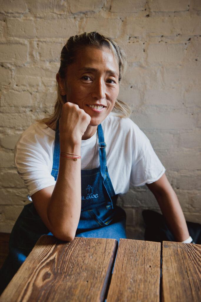 Yensu Lee - sesja portretowa do wywiadu