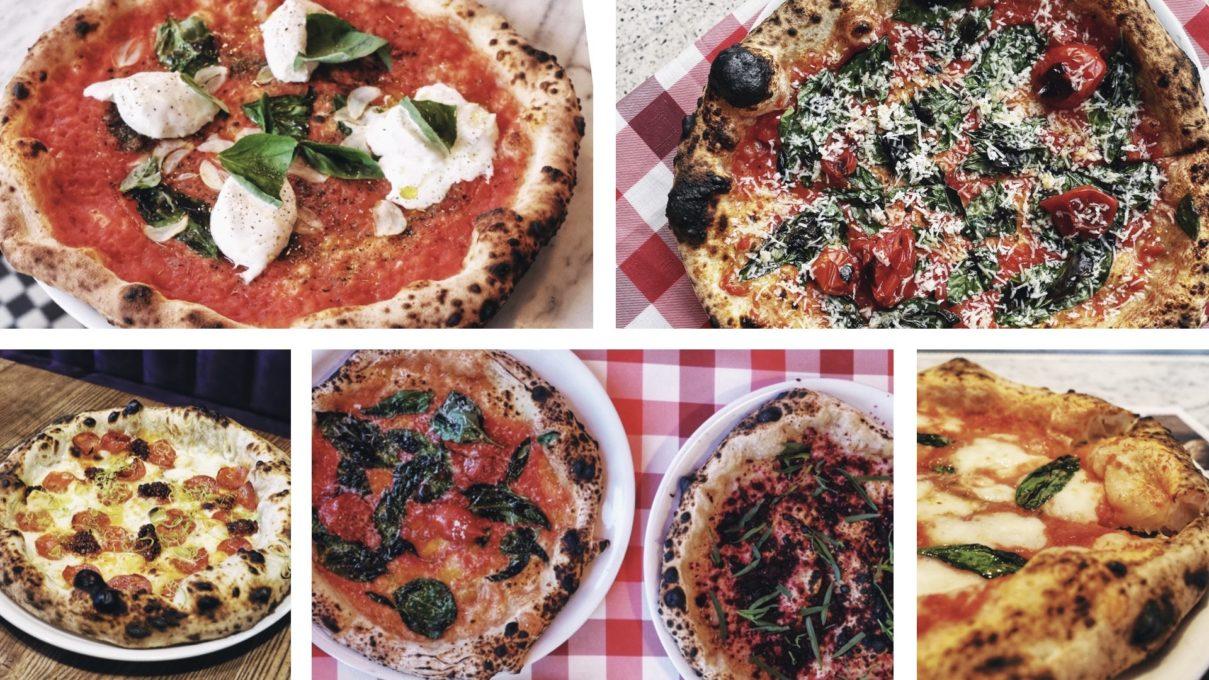 Najlepsze pizze neapolitańskie w Warszawie