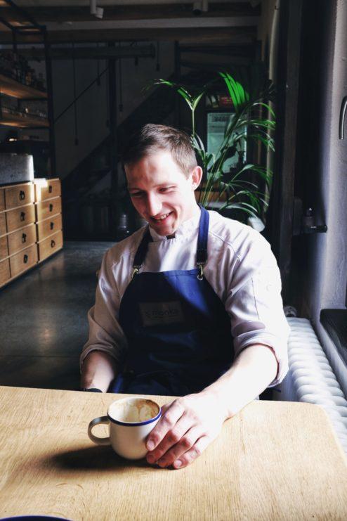 Wywiad, gastro alert, Paweł Zasławski, szef kuchni, Restauracja Monka, Monka Toruń, restauracja w pandemii, gdzie zjeść w Toruniu, najlepsza restauracja w Toruniu, Toruń