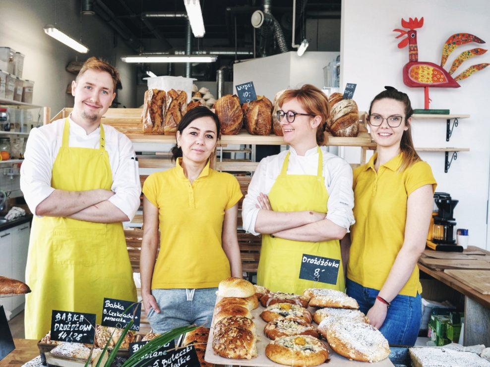 Chleb i Masło – piekarnia z sąsiedztwa
